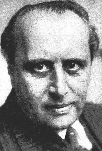 Arthur Kronfeld - Image: Professor Arthur Kronfeld 1932