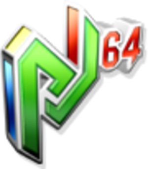 Project64 - Image: Project 64 logo