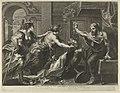 Prokne toont Tereus het hoofd van zijn zoon Itys, RP-P-OB-6737.jpg