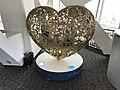 Promise Heart, Heart-Shaped Art Object in Nagoya TV Tower.jpg