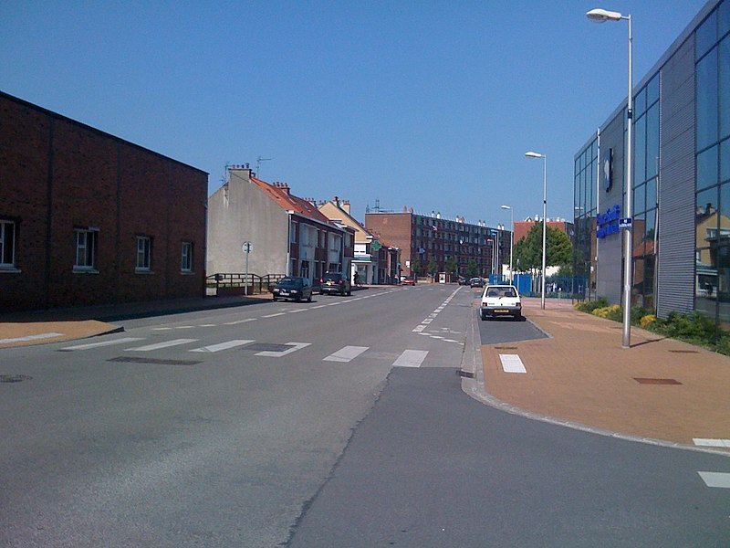 Quartier du Petit Steendam