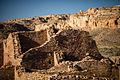 Pueblo del Arroyo - Ruins and Cliffs (8023724922).jpg