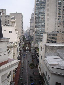 Anvista de Montevideo