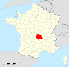 Puy-de-Dôme departement locator map.svg