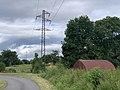 Pylône électrique 47 Ligne Cruet Flacé Vonnas Route Deschamps St Cyr Menthon 1.jpg