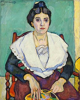 Pyotr Konchalovsky girl-from-arles-1908-1.jpg
