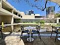 QAG Cafe by the pond at Queensland Art Gallery, Brisbane 02.jpg