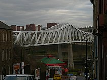 QEII Metro Bridge from Forth Banks 1.jpg