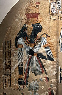 Ahmose-Nefertari ancient Egyptian queen consort