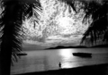 Queensland State Archives 1369 Sunset at Palm Island c 1935.png