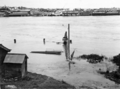 Queensland State Archives 75 Brisbane River in flood at 12 noon 7 February 1931.png