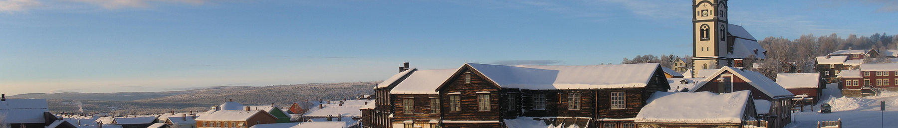 Røros banner Roofs with snow.jpg