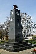 R.A.F. Memorial, Croydon Airport - geograph.org.uk - 1208193