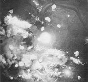 RAF Master Slave Bombing Photo