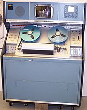 RCA Television Tape machine