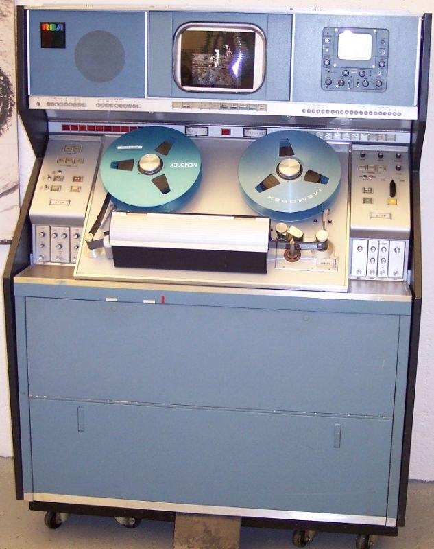 RCA Video-Aufzeichnungsgerät