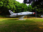 ROCAF F-100A 0218 in Chengkungling 20121006a.jpg