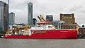 RRS Sir David Attenborough at Liverpool Cruise Terminal 5.jpg