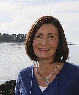 Rachel Reese Mayor of Nelson