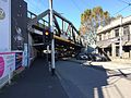 Rail birdge over Swan Street on the border of Richmond and Cremorne.jpg