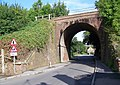 Railway Bridge, Wilton - geograph.org.uk - 948489.jpg