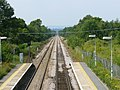 Railway Track at Hever, Kent - geograph.org.uk - 1383220.jpg