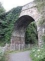 Railway bridge, west of Okehampton - geograph.org.uk - 2002191.jpg