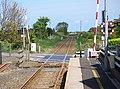 Railway line, Bellarena - geograph.org.uk - 1859731.jpg