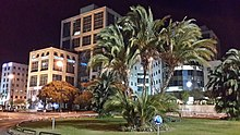 Ramat haHayal at night.jpg