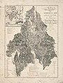 Ramm og Munthes kart over Akershus amt, 1827 (12284911173).jpg