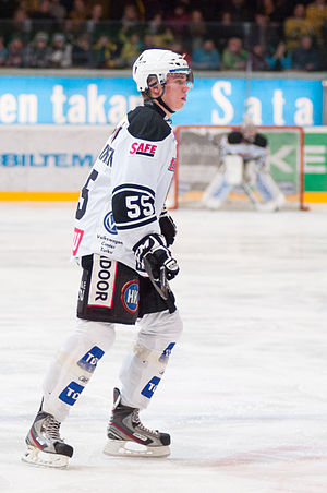 2013 NHL Entry Draft - Rasmus Ristolainen was selected eighth overall by the Buffalo Sabres.