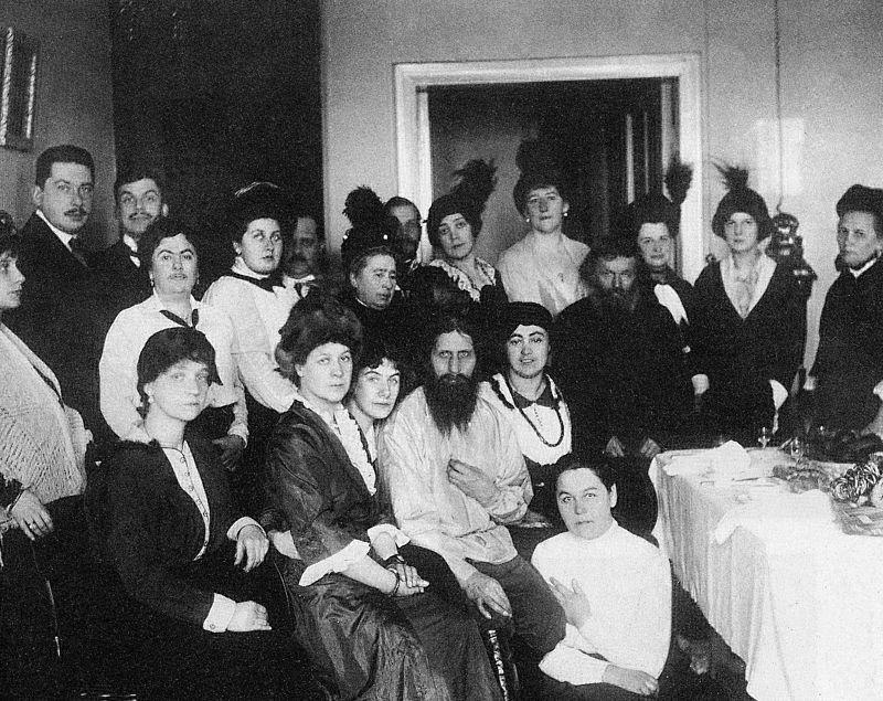 راسبوتين.. أسطورة القرن العشرين 800px-Rasputin_Photo