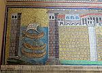 Ravenna, sant'apollinare nuovo, int., porto di classe, epoca di teodorico 01.JPG