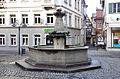 Ravensburg Brunnen am nördlichen Marienplatz.jpg