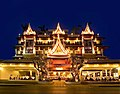 Rayaburi Hotel Patong - Building at night.jpg