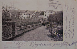 1911 postcard of Dekani