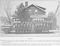 Reading, Ohio Fire Department in 1951 from Reading centennial souvenir (page 51 crop).jpg