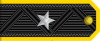 Rear Admiral rank insignia (North Korea).svg