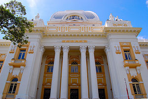 Law of Brazil - Court of Justice in Recife
