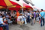 Recruitment and Gift Booth of 401st Wing, ROCAF in Hualien AFB Open Day 20160813.jpg