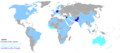Refugee map 2007 destinations.png
