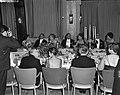 Regeringsdiner t.g.v. van de Griekse President. V.l.n.r. Minister-president Cara, Bestanddeelnr 914-8783.jpg
