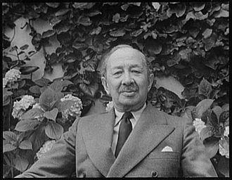 Reginald Turner - Reginald Turner by Carl Van Vechten (1935)