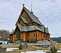 Reinli stavkyrkje Stave-Church Norway 2017-03-28 05.jpg
