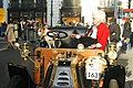 Renault 1902 With Dog at Regent Street Motor Show 2009.jpg