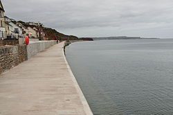 Repaired section of the sea wall in Dawlish (7248).jpg