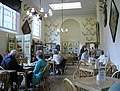 Restaurant in the great hall of the original Petworth House - geograph.org.uk - 237503.jpg