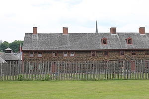 Fort Western - Fort Western in Augusta, Maine