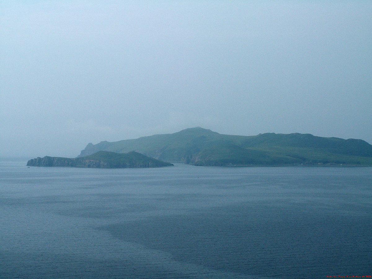 Рейнеке (остров, Японское море) — Википедия