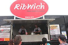 Sauerkraut Food Truck
